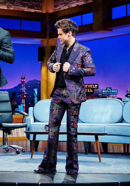 Late Late Show May 15, 2017