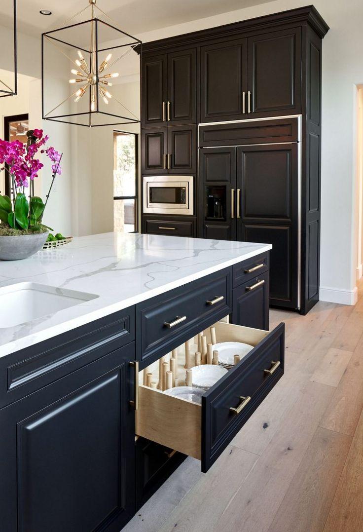 transitional kitchen designs 04  popular living room