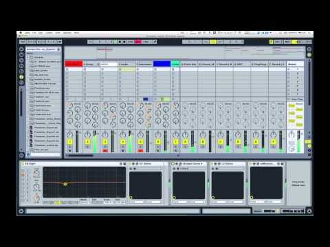 """Making Of """"The Prodigy's Firestarter"""" by Jim Pavloff in Ableton Live - YouTube"""