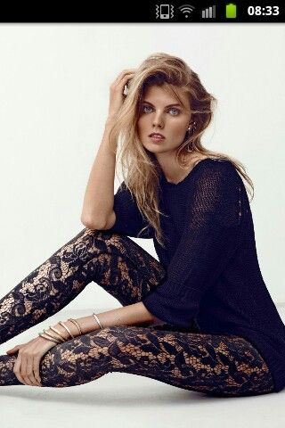 Always been a little unsure about see through legging but really liking these lace ones from HnM (Hennes & Mauritz) seems I can't abbreviated it with the & sign as it deletes the letters :s (couldn't get it to pin from the site is here's the link - http://m.hm.com/gb/summer-black?cm_mmc=Newsletter-_-20130711-_-summer-black-_-GB)