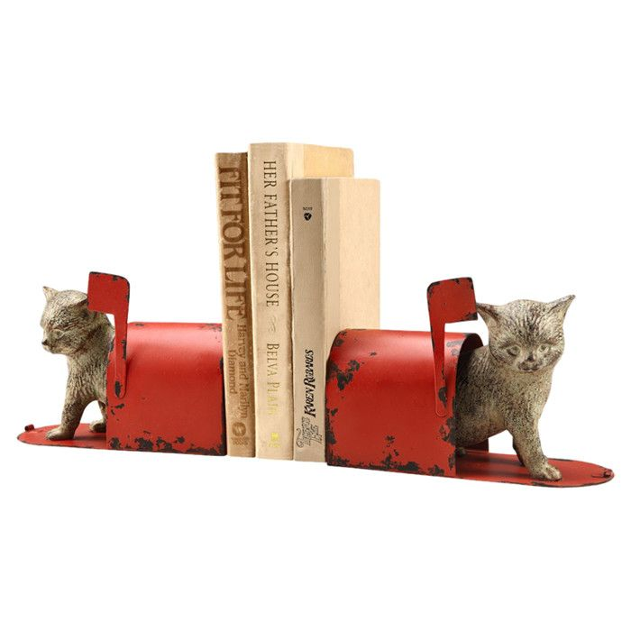 17 Images About Cat Decor Bookends On Pinterest Kitty
