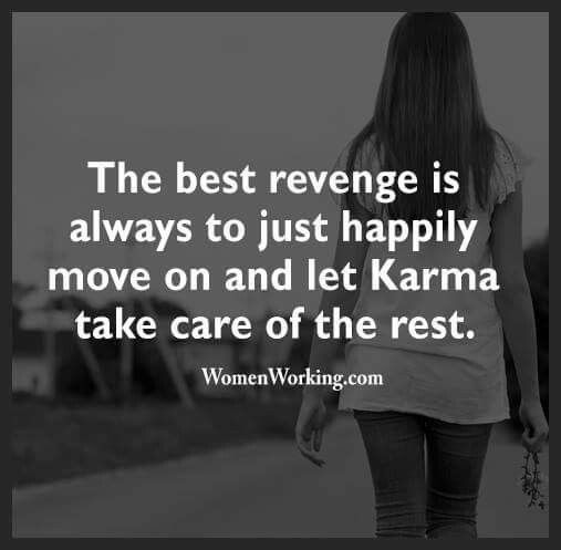 Karma And Revenge Quotes: 57 Best Images About Revenge On Pinterest