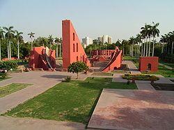 Jantar Mantar, New Delhi - Wikipedia, the free encyclopedia