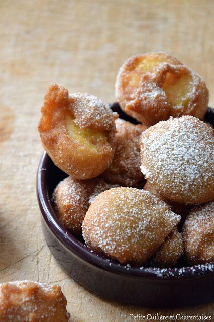 Petite Cuillère et Charentaises: Beignets antillais { Petits beignets à l'Ananas…