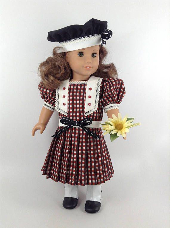 Dropped Waist  Pleated Dress, HF  $46.00