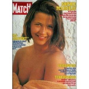 Paris Match - n°1826 - 25/05/1984 - Sophie Marceau a 17 ans [magazine mis en vente par Presse-Mémoire]