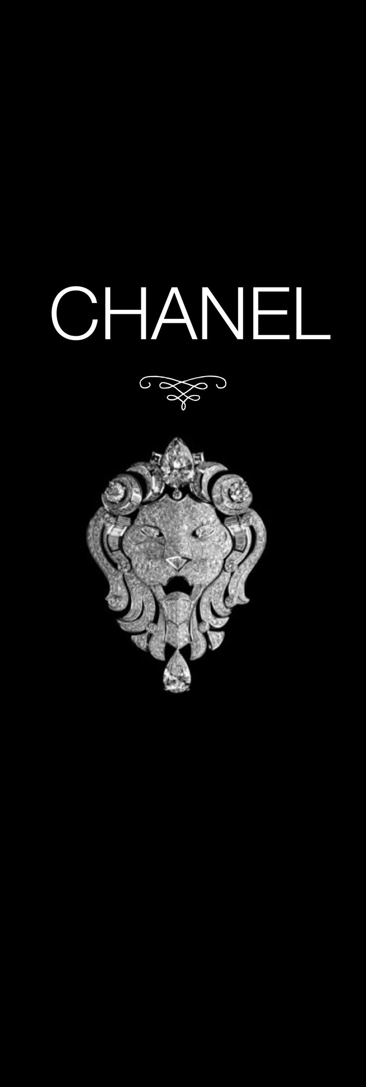 Luxury Jewelry -The Chanel Lion | Luxurydotcom 2014 collage made by Luxurydotcom