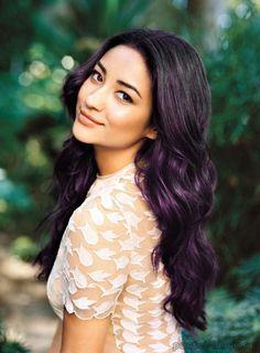 Image Result For Dark Brunette Hair With Subtle Purple Tint Wine Hair Purple Balayage Balayage Hair