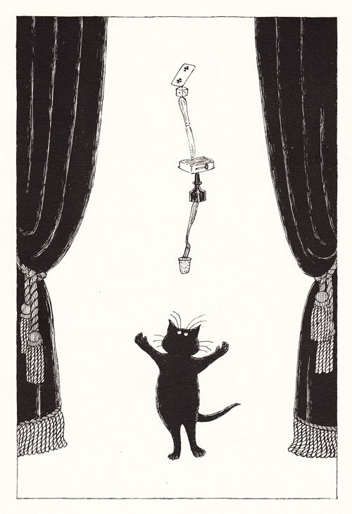41 best old possums book of practical cats images on pinterest t s eliots iconic vintage verses about cats illustrated and signed by edward gorey brain fandeluxe Image collections