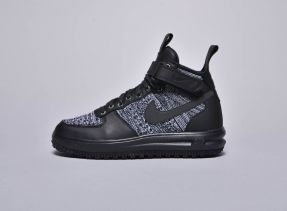 NIKE WMNS LF1 FLYKNIT WORKBOOT BLACK/BLACK-WHITE-COOL GREY