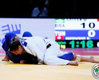 Blog Esportivo do Suíço:  Mayra Aguiar derrota a maior rival e leva o ouro no Grand Slam de Parisleva o ouro n...
