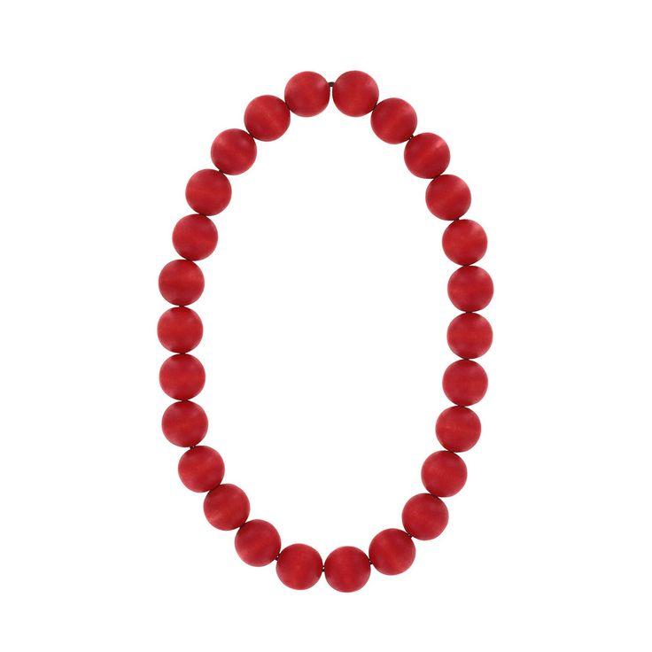 Aarikka Suomi Strawberry Necklace