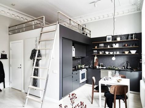 30 best Small interiors images on Pinterest Apartments, Small
