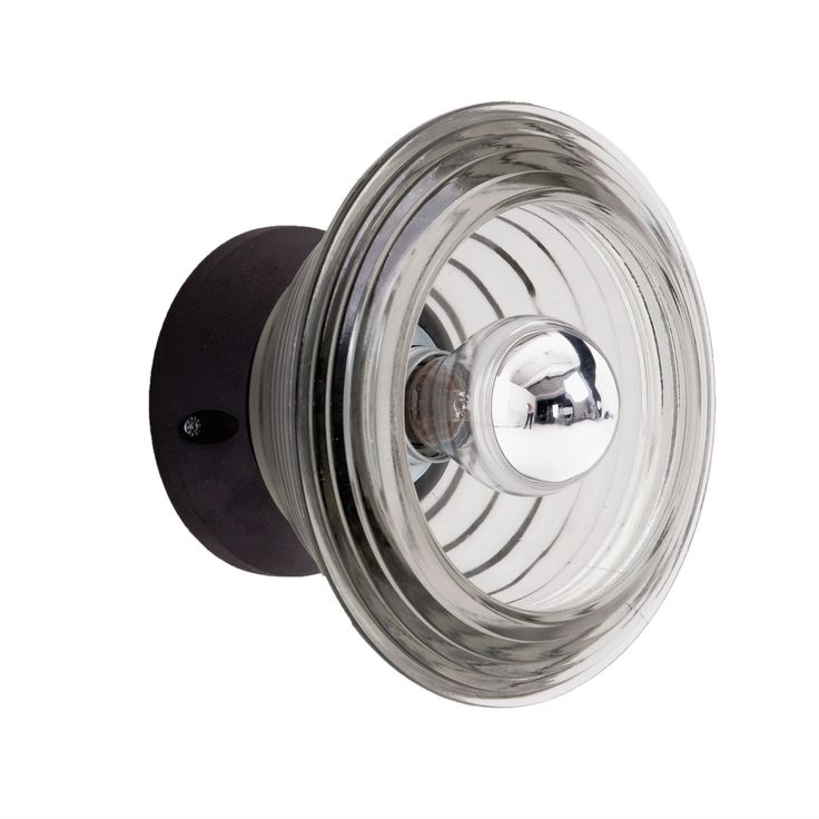 Tom Dixon Glass Bowl Wall Light Gls01 Weum 163 235 00