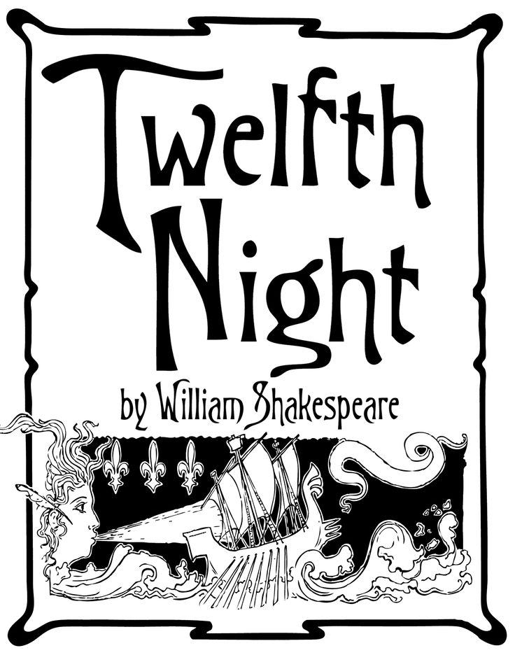 the inspiration behind william shakespeares twelfth night No fear shakespeare twelfth night read the sparknote i couldn't stay behind after you left i just felt a sharp desire to follow you.