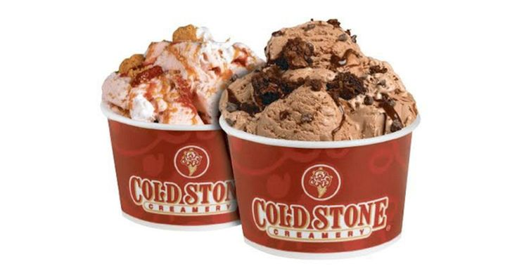 Heads up to sprint customers get a free 3 cold stone