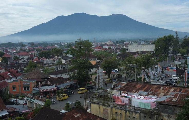 Bukittinggi, Sumatra, Indonesia #bukittinggi #sumatra #indonesia