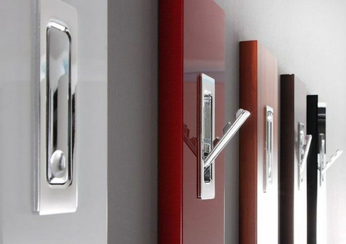 Moderne Flurmobel Ausgefallene Garderobe Ideen Wall Mounted