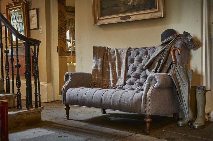 Turner Sofa #meyerandmarsh #sofa #countryhouse #livingroomideas