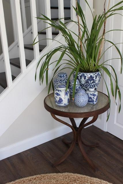 Georgica pond interiors our home blue and white for Pond decorative accessories