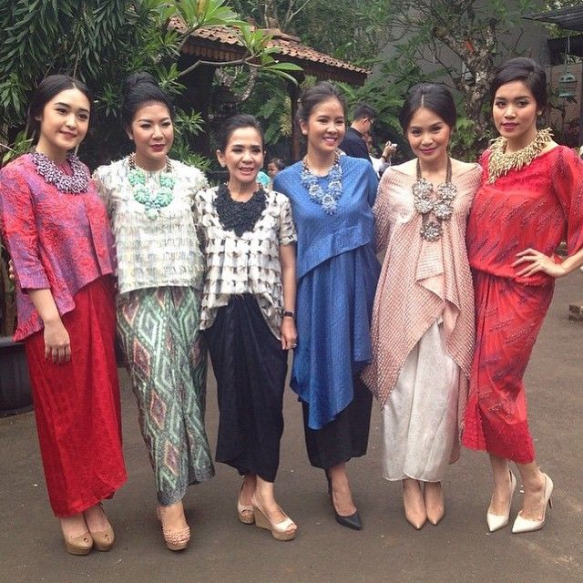 @aidanandice Annual Charity Trunk Show, dressed by @yanisoemali #regram @5asecindonesia