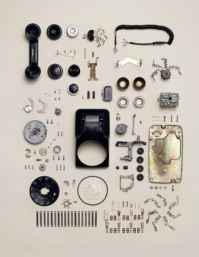 Old Phone by Todd McLellan   ¡WOW!