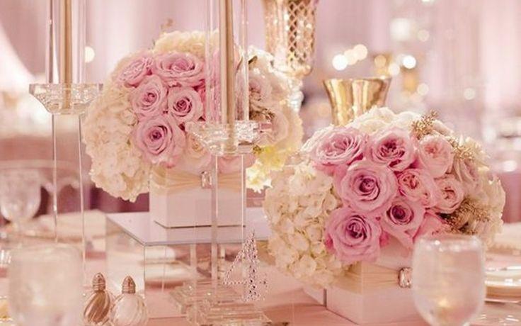 La décoration florale d'un mariage de Luxe .. - Marry Me - Magazine de Mariage Tunisien