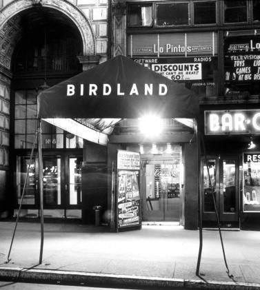 Birdland Jazz Club, NYC