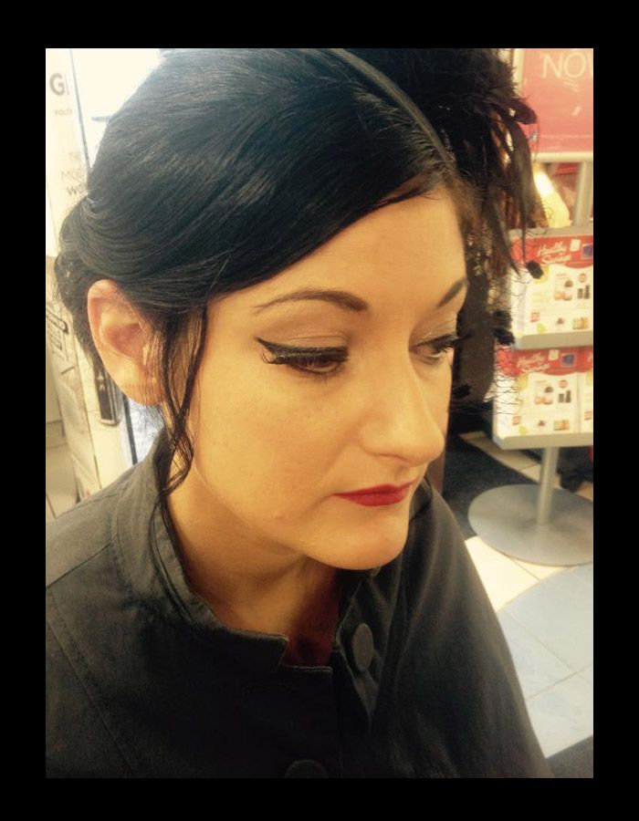Make Up by Aisling, Lancome Consultant at Sam McCauleys High Street Kilkenny.  To book a makeover with Aisling call 056 7750122