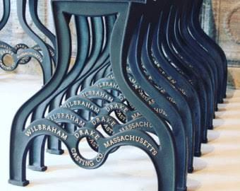 wrought iron table legs google search