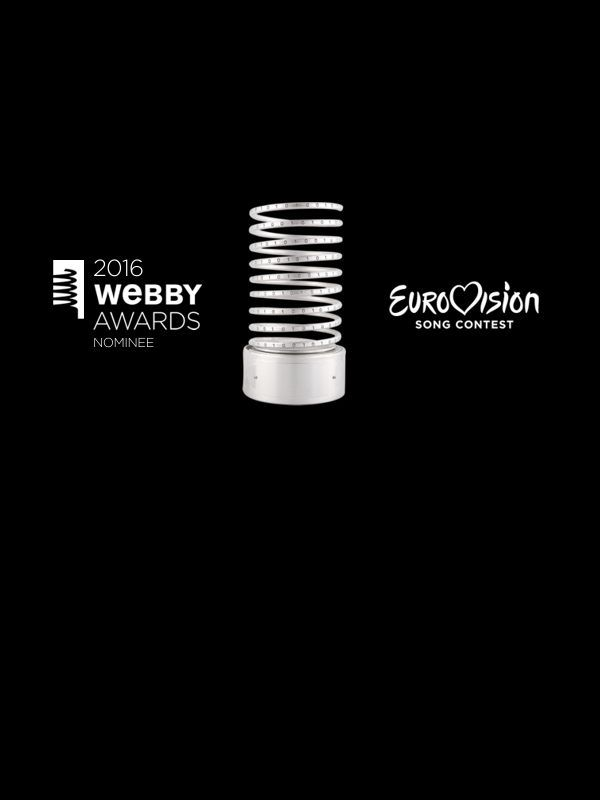 Eurovision's 60th anniversary website nominated for a Webby Award | News | Eurovision Song Contest  #eurovision   casinosolutionpro.com/eurovision-betting-odds.html
