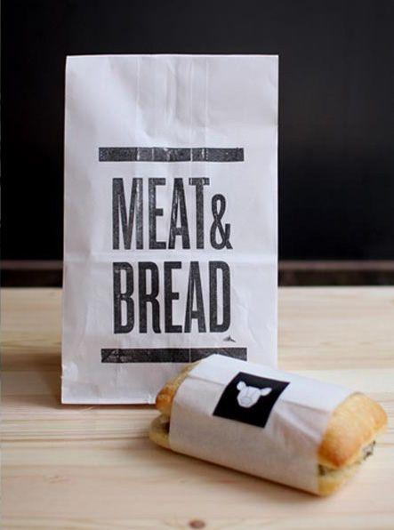 Meat Bread / Glasfurd Walker | Design Graphique