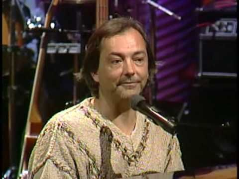 Rich Mullins - Step By Step, live. (So thankful to have attended at least one of his concerts before his passing.)