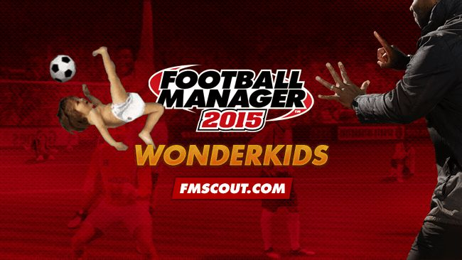 Football Manager 2015 wonderkids complete list with recommendation ratings. Discover all Football Manager 2015 wonderkids and best FM15 young talents.