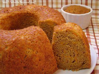 Кекс морковный, диетический :-) - Вкусная еда без лишних калорий