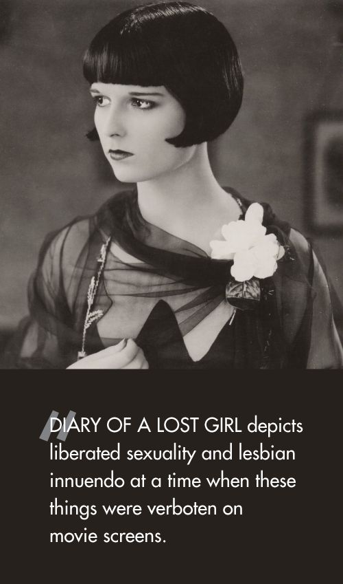 Do you know who Louise Brooks is? We do, and we wrote about her so we could share her awesomeness.
