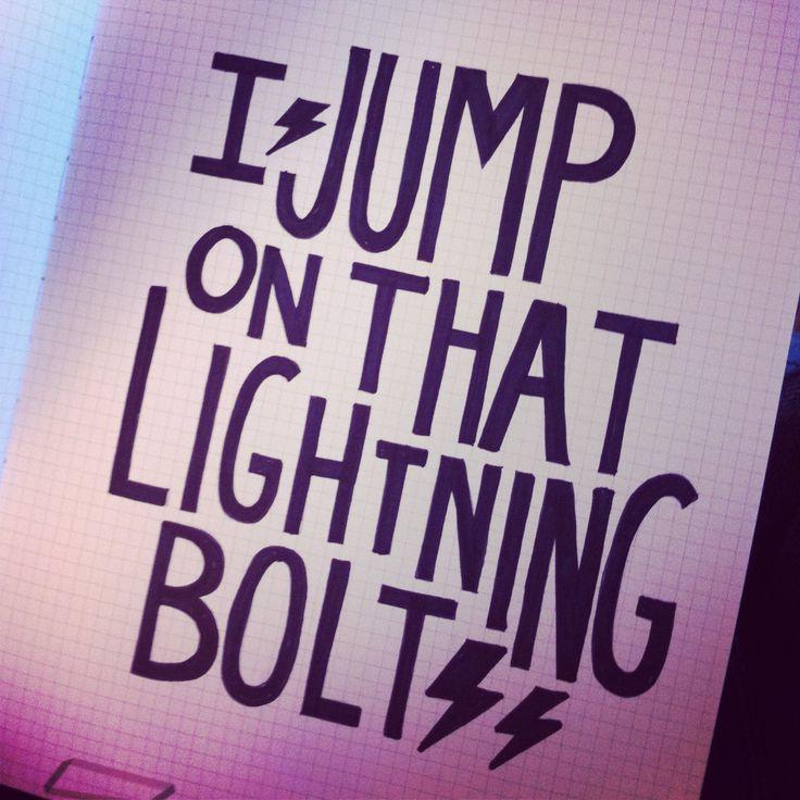 Jake Bugg - Lightning Bolt #lettering