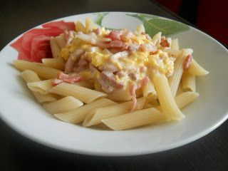"""Yamy mami!"" Retete culinare: PASTE CARBONARA"
