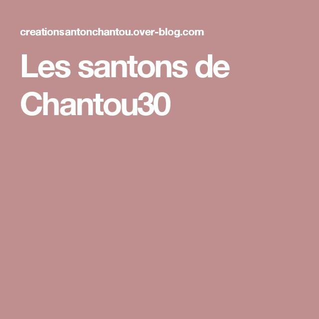 Les santons de Chantou30