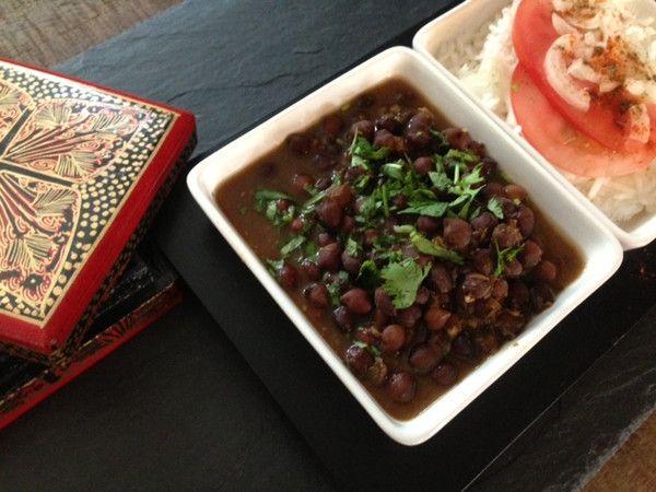 Slow Cooker Kala Chana: Punjabi Black Chickpeas | Indian As Apple Pie