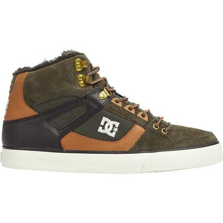 DC Skate Shoes Spartan High Wc Wnt Skate Shoes