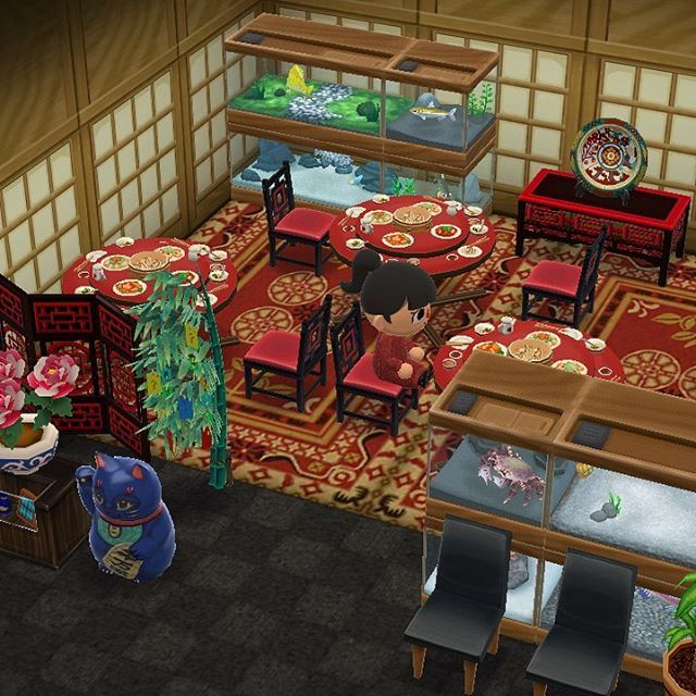 Animal Crossing Chinese Restaurant Google Search Animal