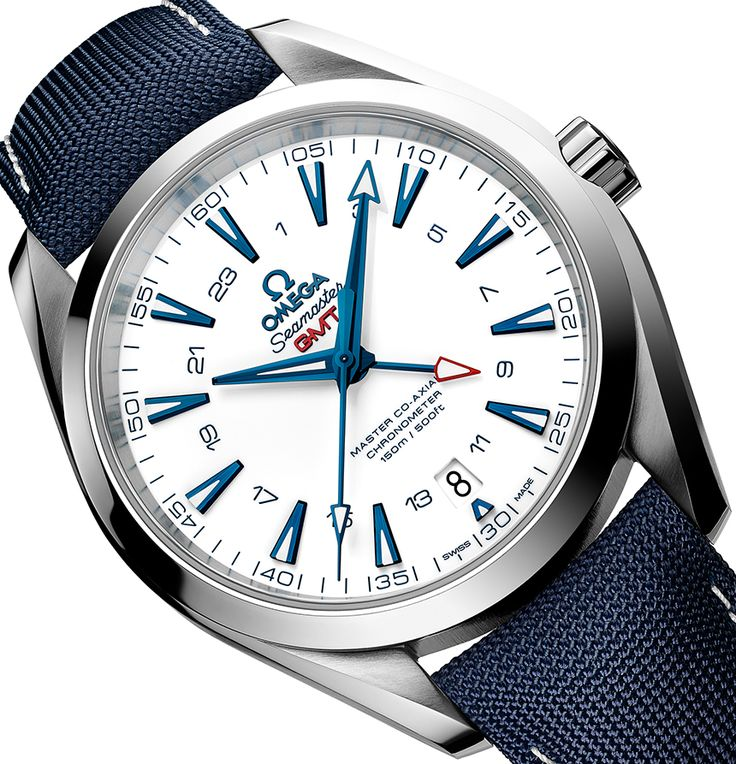 """Omega Seamaster Aqua Terra GoodPlanet Watches - on aBlogtoWatch.com """"Omega has released several new Seamaster Planet Ocean watches for Baselworld 2016, but this isn't to say that the dressier Aqua Terra line is being left out. In fact, two new Omega Seamaster Aqua Terra watches are released this year. What is of note, however, is that a METAS Certified Master Chronometer-rated movement is not yet available in the Aqua Terra watches..."""""""