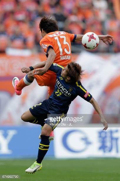 05-01 NIIGATA, JAPAN - APRIL 30: Masaru Kato of Albirex Niigata... #sinoikiakatotrikalonkorinthias: 05-01… #sinoikiakatotrikalonkorinthias