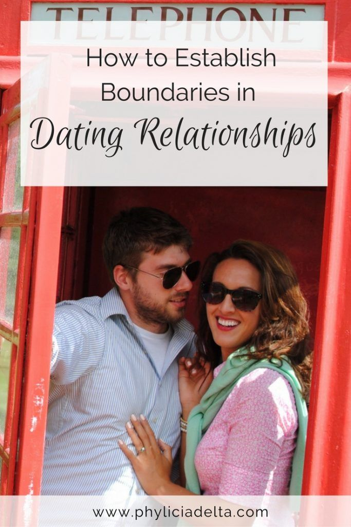 Physical boundaries in a christian dating relationship
