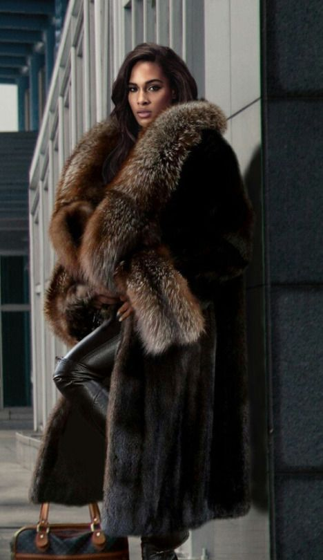 554 best Fur images on Pinterest | Fur fashion, Fur coats and Furs