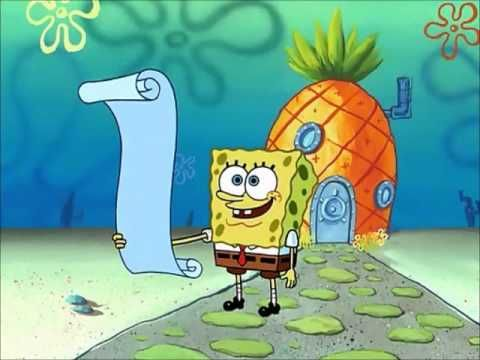 Athlete hookup reality vs imagination spongebob episode