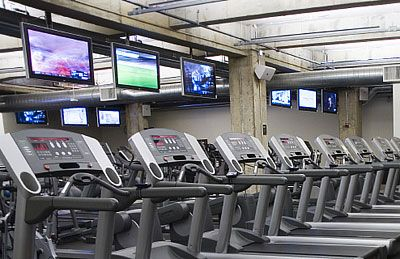 As One Of The Largest And Most Established Audiovisual Installers For Fitness Centers In Ontario We Have Earned O No Equipment Workout Fitness Center Aerobics
