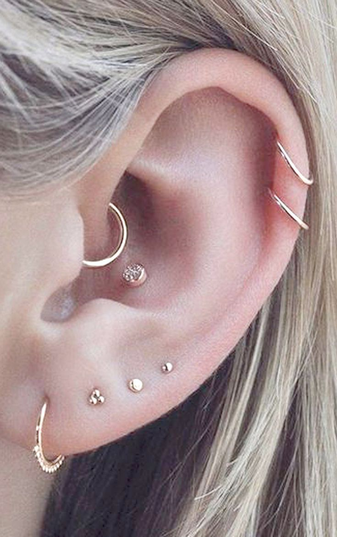 11++ Tragus jewelry for sensitive ears ideas