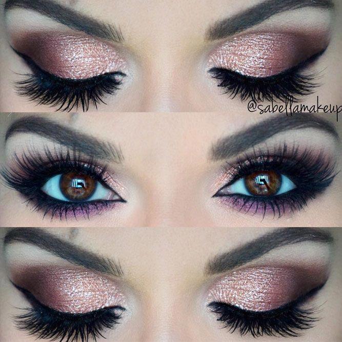 Makeup Bag Kit Different Types Of Eye Makeup Styles.